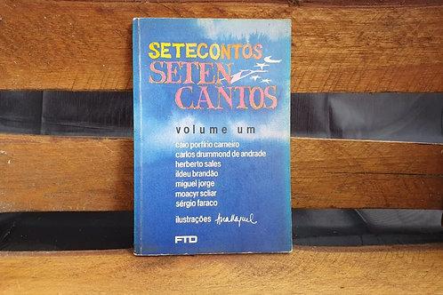 Setecontos Setencantos Vol. 1 - Elias José (organizador)