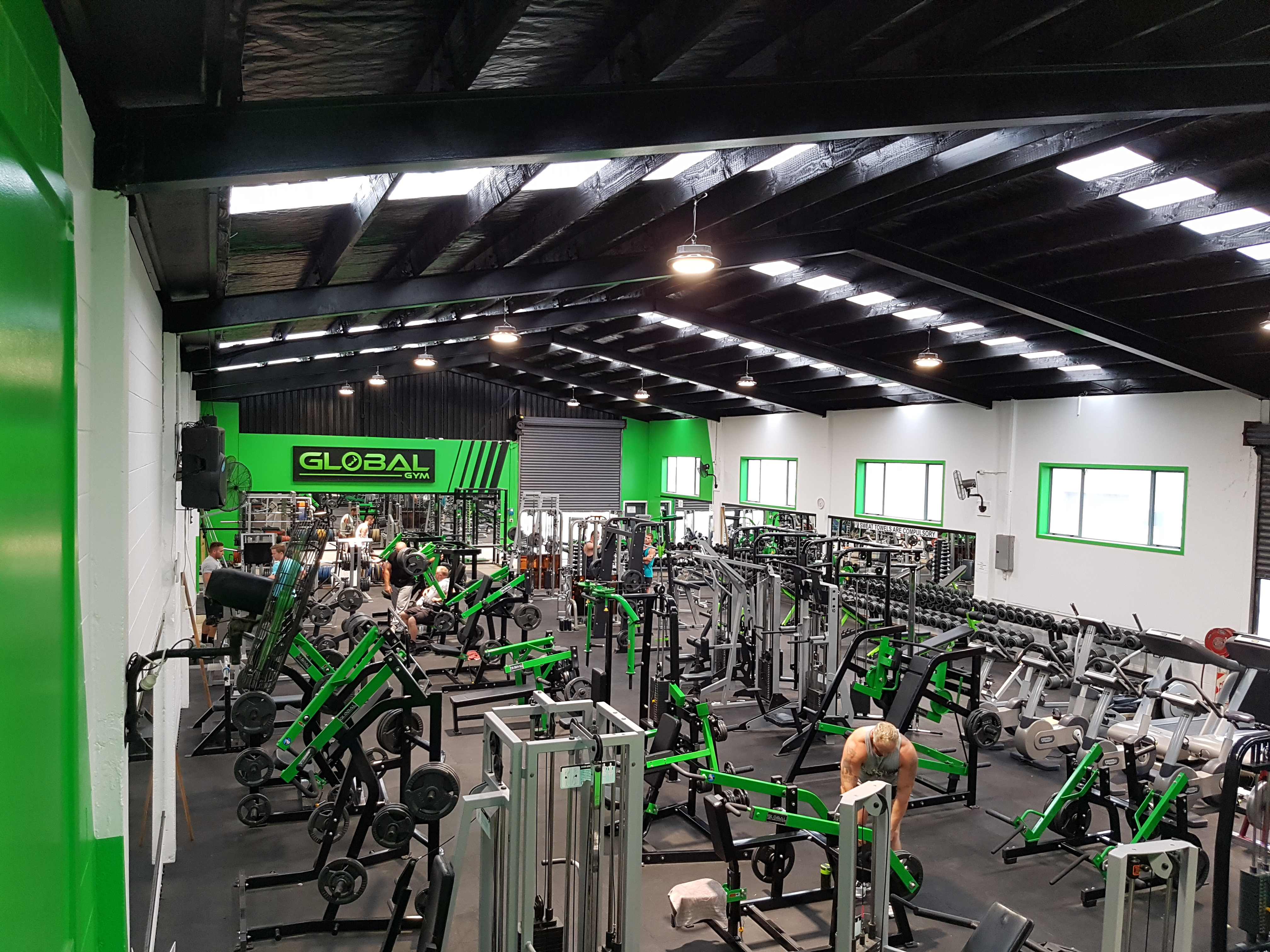 Gyms in Mount Maunganui