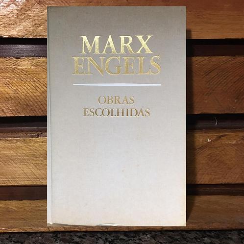 OBRAS ESCOLHIDAS:  TOMO III - MARX E ENGELS
