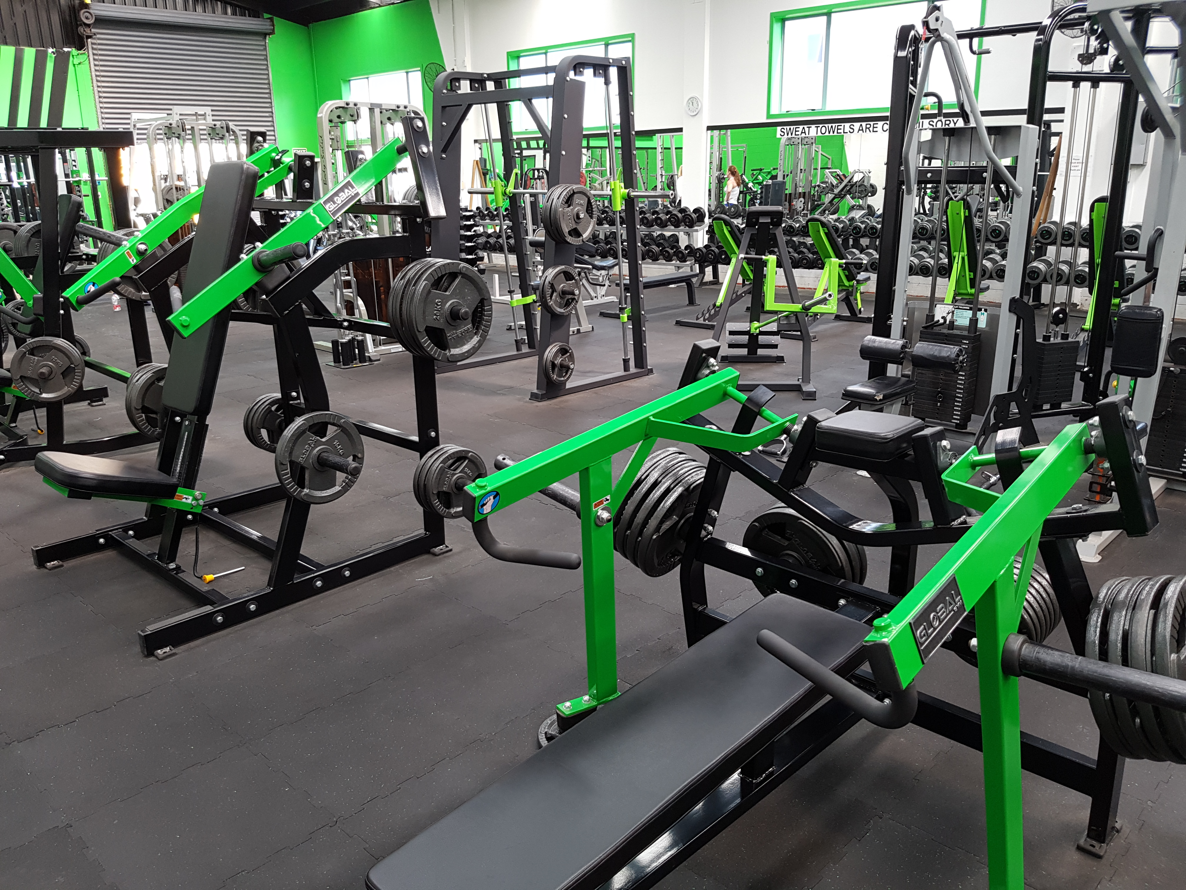 Best gym in Mt Maunganui
