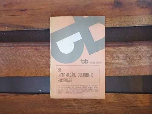revista tempo brasileiro 86  informação, cultura e sociedade