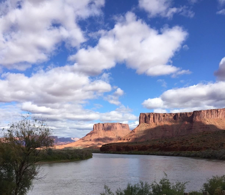 Colorado River at RCL