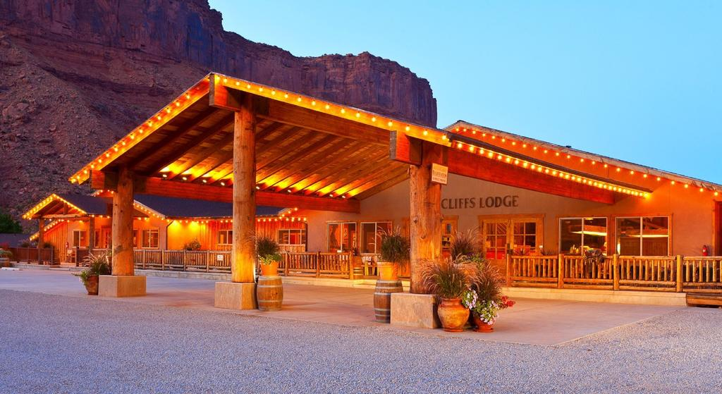 RC Lodge Entrance