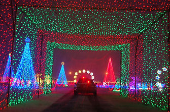Christmas in Color_Tunnel of Lights_2015