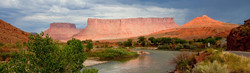 Panoramic View Colorado River from RCL