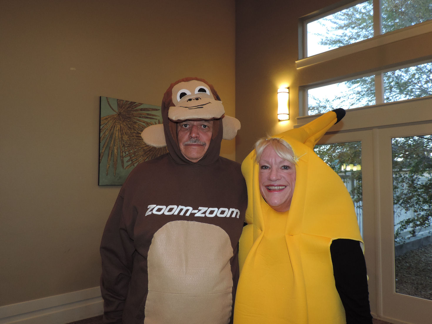 Lynn, Mike Halloween 2017
