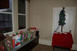 Christmas Tree, White Elephant Gifts