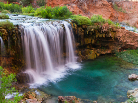 River Falls, Moab Ut.