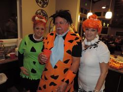 Amy, Steve, Ronda, Halloween 2017