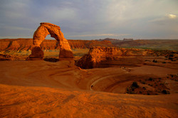 Delicate Arch_Panoramic Photo_Moab