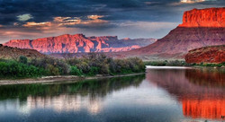 Sunsetting at RCL and Colorado River