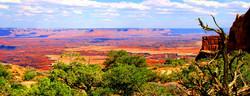 Canyonlands, Moab Overlook_Panoramic