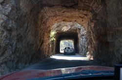 Needles, Drive Thru Tunnel