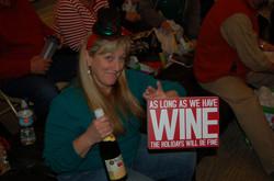 Cheryl, Wine Sign, WE