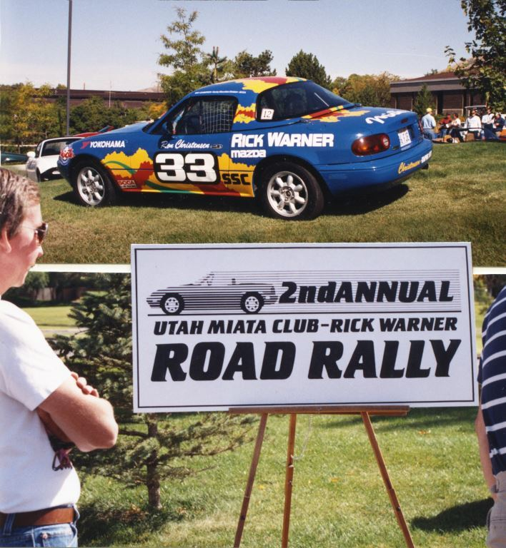 1992-9-13 Miata Rally1
