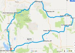 MATTSE_ Route Map_Solar Eclipse, Aug.2017