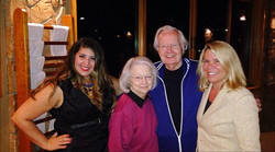 Bill and Judith Moyers, Jane Mount