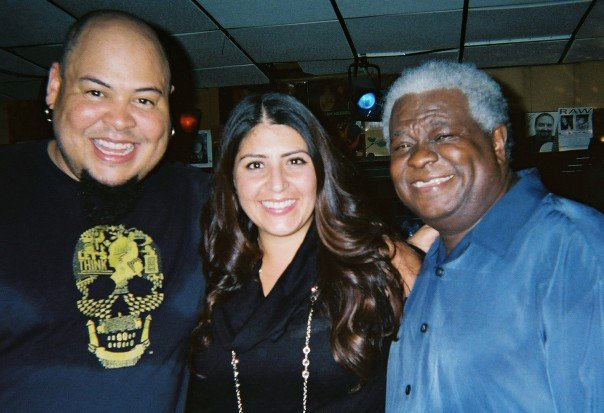 Abe Laboriel Jr and Sr