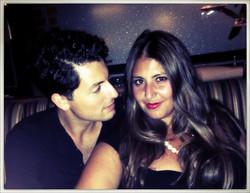 Sachita and Jonathan