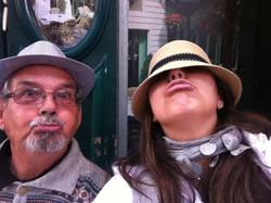 Papa n Me in Paris