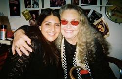 Nancy King in San Francisco