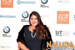 Red Carpet, thanks Naluda Magazine