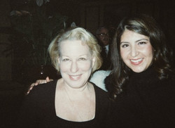 Bette Midler in NyC