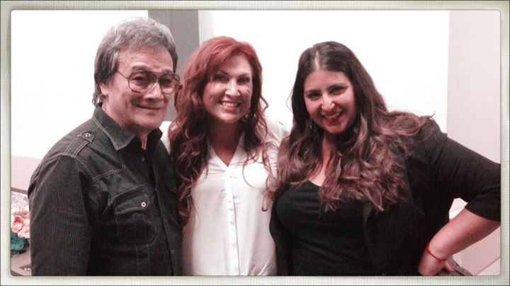 Jimmy Borges and Jo Dee Messina