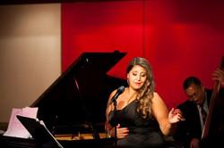 Performing at The Kitano in NY