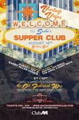 Sacha's Supper Club: Aug 18 Vintage Vegas @Club M
