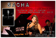 Sacha in NY Sept 25 at The Metropolitain Room