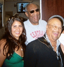 Bill Cosby and Red Holloway