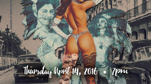 Sachas Supper Club - April 14th Charco Design and Build Presents: Havana After Dark at Club M at Fai