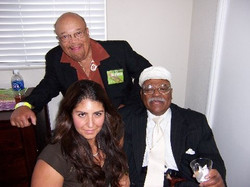 Red Hollloway and Clark Terry
