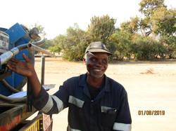 Fuel Attendant Leaves