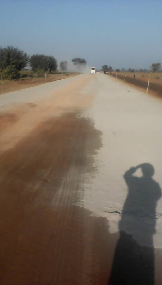 Nuta Cement Spreading