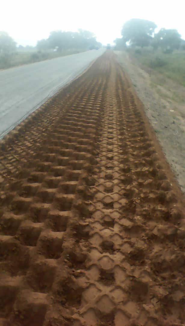 Compaction In Progress