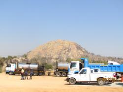 Bitumen World at Chivi