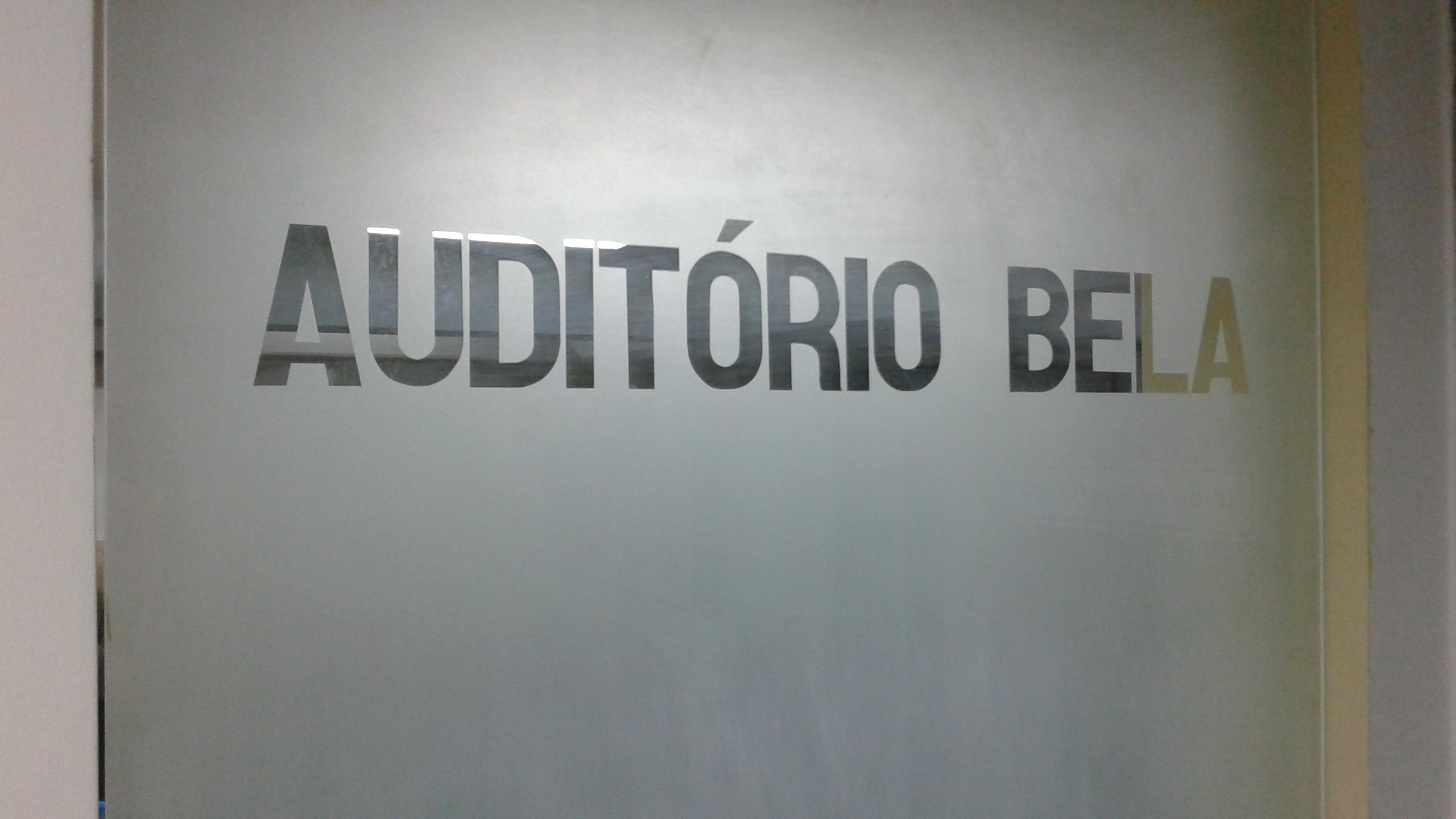 AUDITÓRIO BELA | MPE