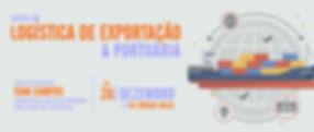 Logistica de exportação portuária e marí