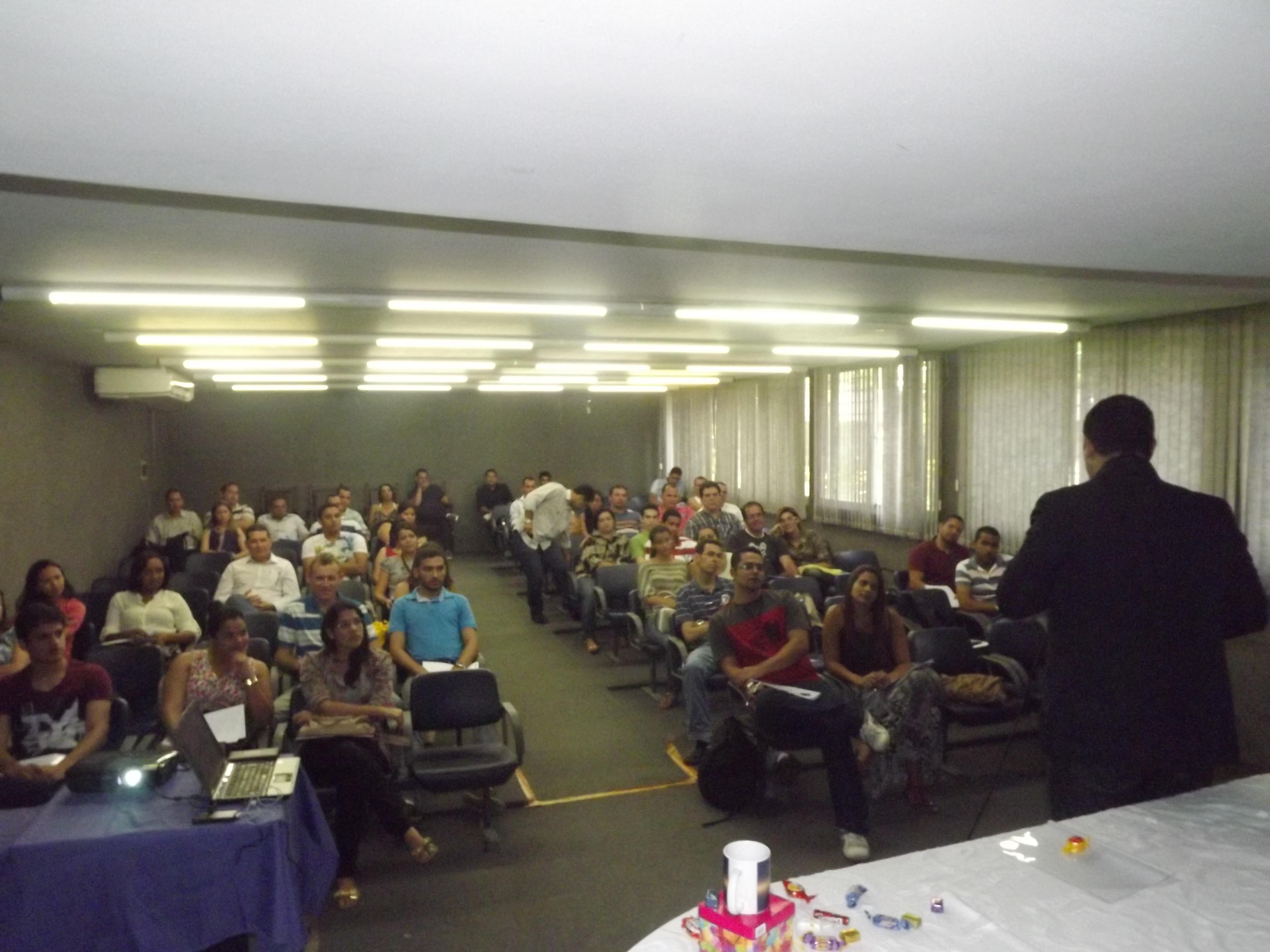CURSO NO AUDITÓRIO BELA | MPE
