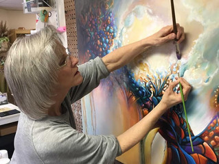 Pendleton Square Artists Cooperative Hosts an Active Gallery