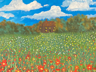 Painting Has Changed Anita Bowen's Perspective