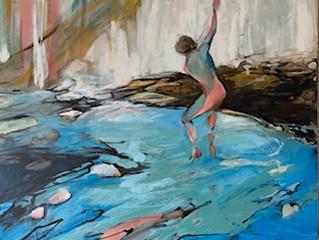 Michelle Winnie Seeks to Convey Emotion in Art
