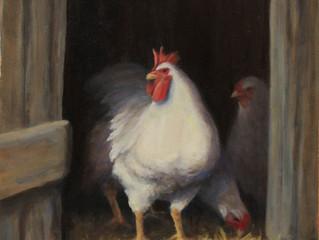 Karen Powell's Paintings on Display at Gateway