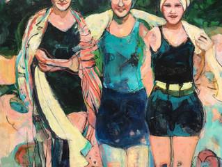 Lori Solymosi Is Drawn to Figure Painting