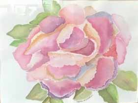 Dales flower painting