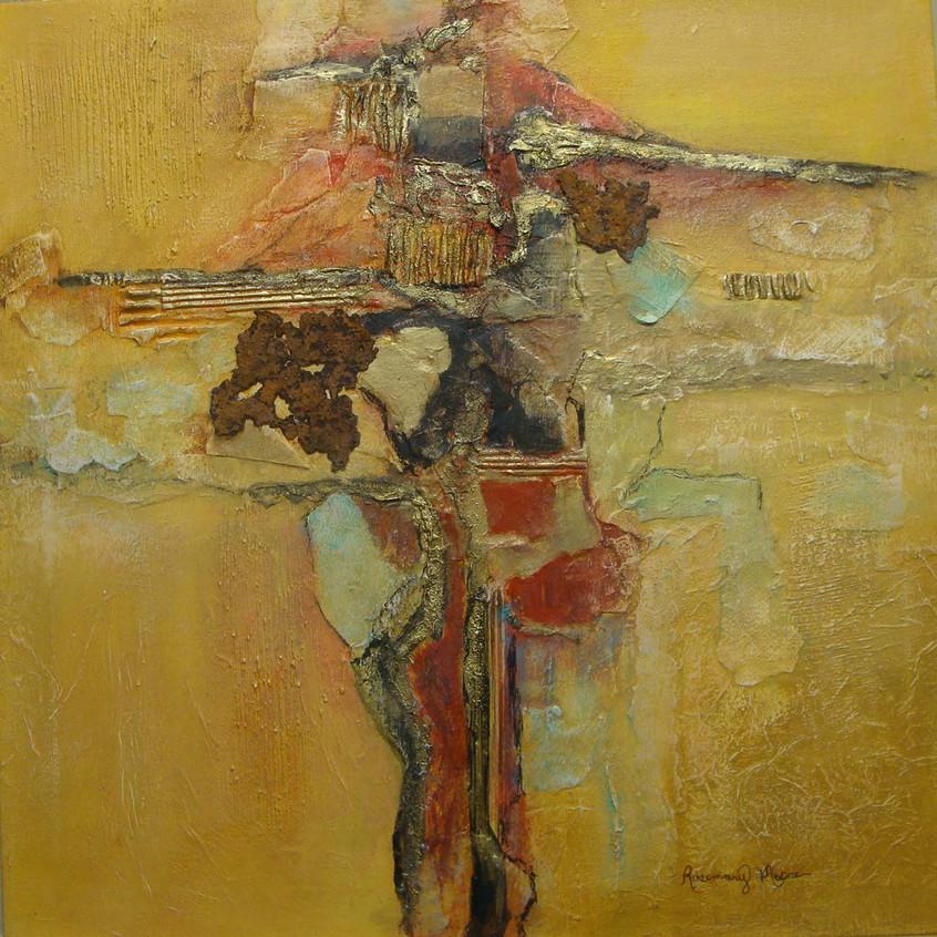 Golden Spirit by Rosemary Moore