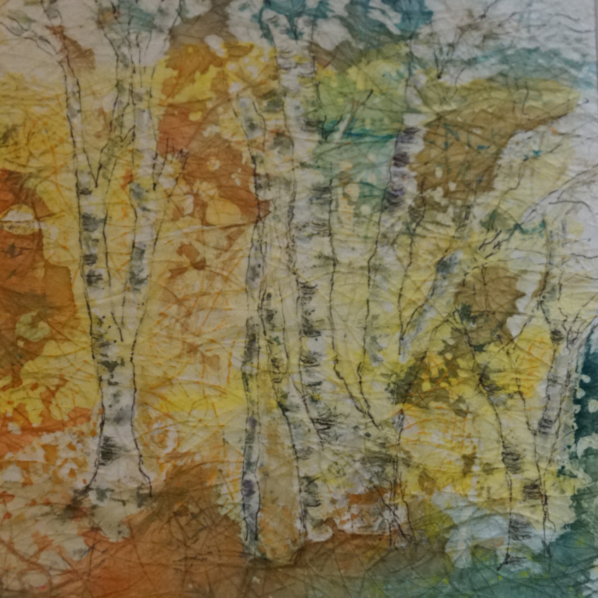 Iridescence of Autumn by Mary McAlister