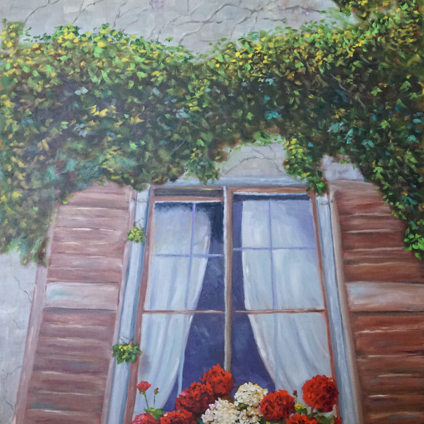 Windows by Yvonne Park